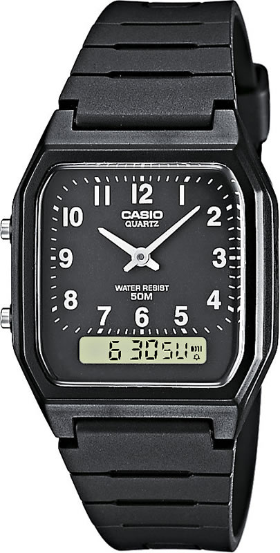 Часы Касио Combinaton Watches AW-48H-1B