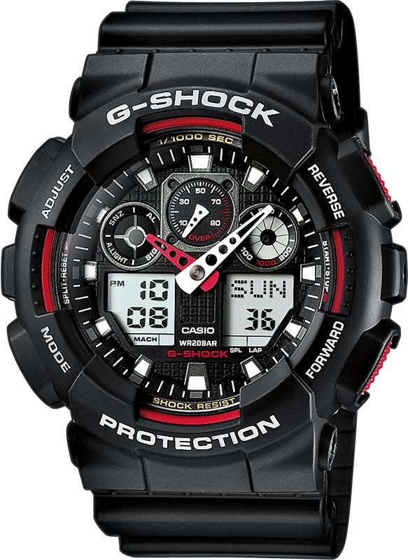 Часы g shock характеристика