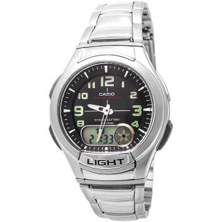 Часы Касио Combinaton Watches AQ-180WD-1B