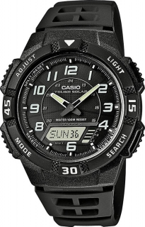 Часы Касио Combinaton Watches AQ-S800W-1B