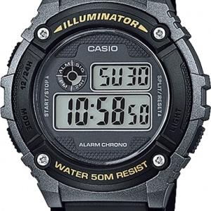 stories.virtuemart.product.casio-w-216h-1b Купить часы Casio G-SHOCK Edifice Baby-g  Pro trek в Крыму